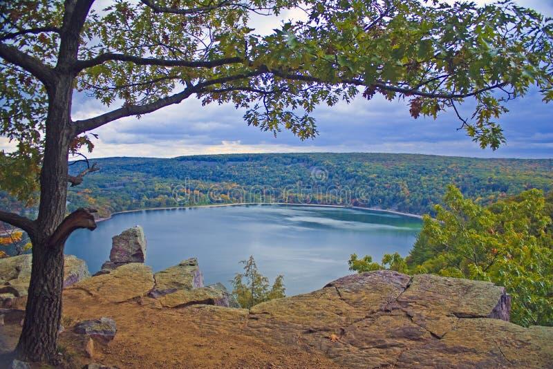 diabły jeziorni zdjęcie royalty free