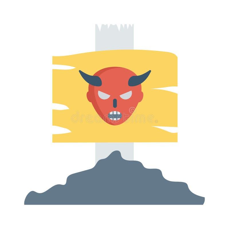 diabeł ilustracja wektor