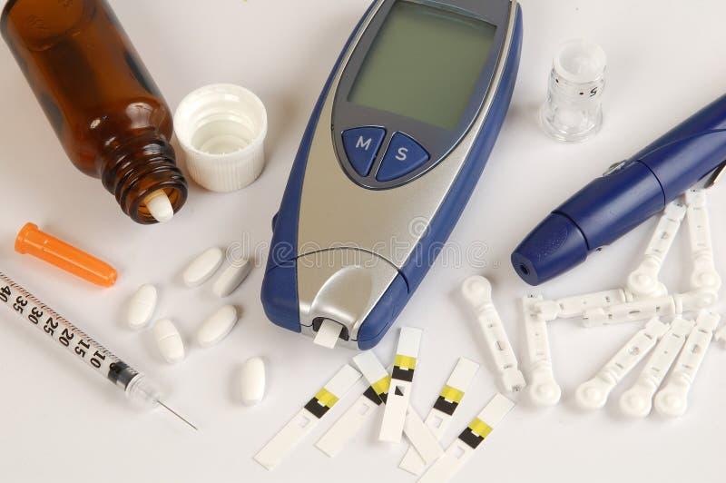 Diabete immagini stock libere da diritti