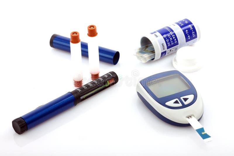 Diabetes lizenzfreies stockbild