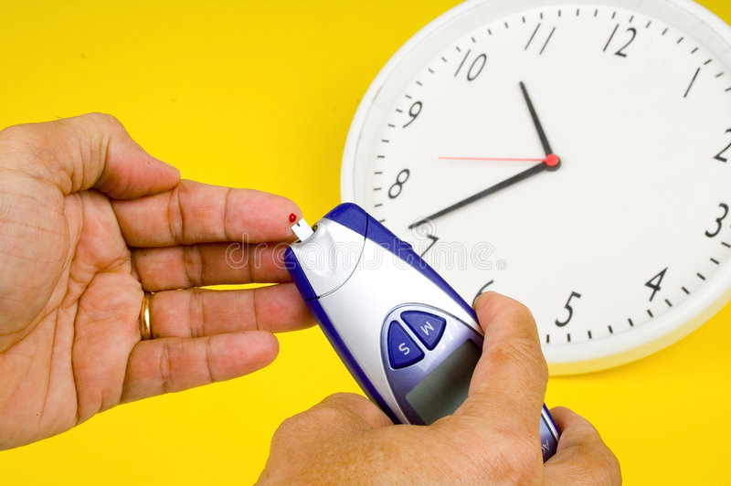 Download Diabetes stock photo. Image of blood, care, test, measurement - 2687748