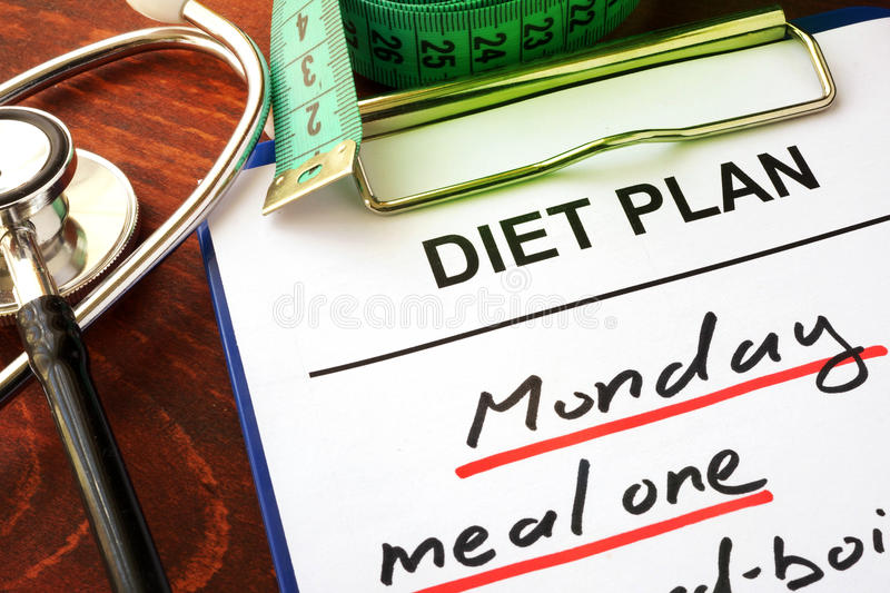 Diabetes diet concept. royalty free stock image