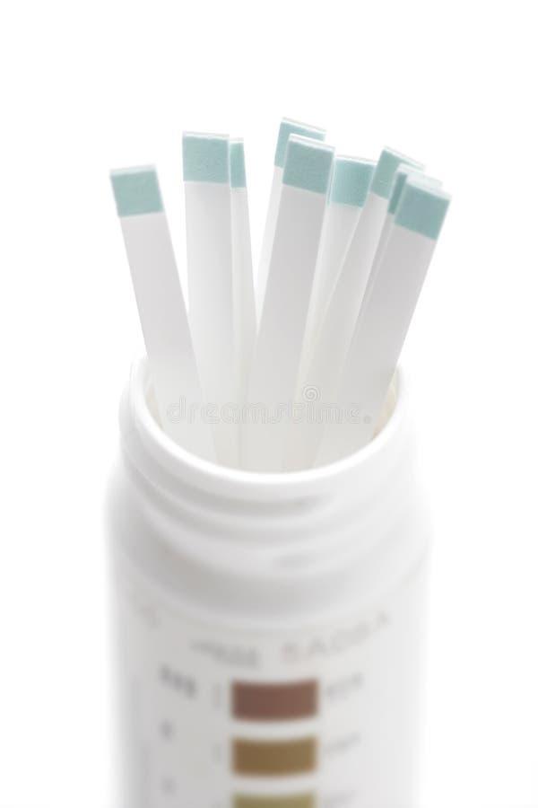 Free Diabetes Test Strips Stock Image - 3558521