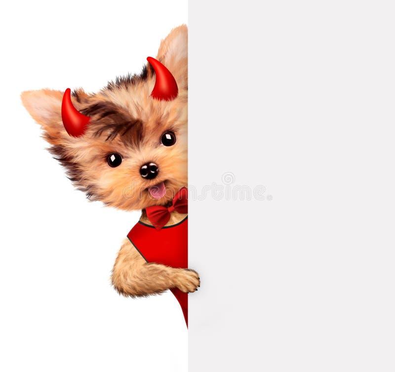 Download Diablo Animal Divertido Halloween Y Concepto Malvado Stock de ilustración - Ilustración de diablo, marco: 100529637