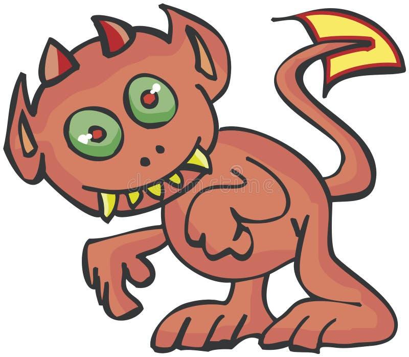 Download Diabo ilustração stock. Ilustração de ilustração, diabo - 543298