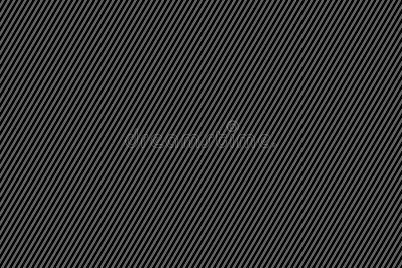 Diagonaal lijnen naadloos patroon, illustratieachtergrond Geometrisch patroon met moderne modieuze textuur stock illustratie