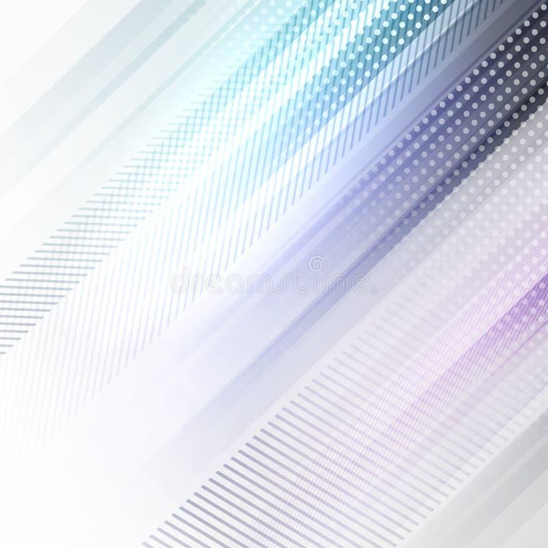 A diagonal alinha o fundo abstrato ilustração stock