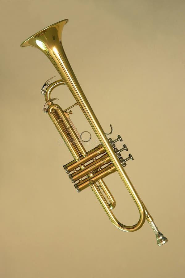 Diagonal de la trompeta fotos de archivo libres de regalías