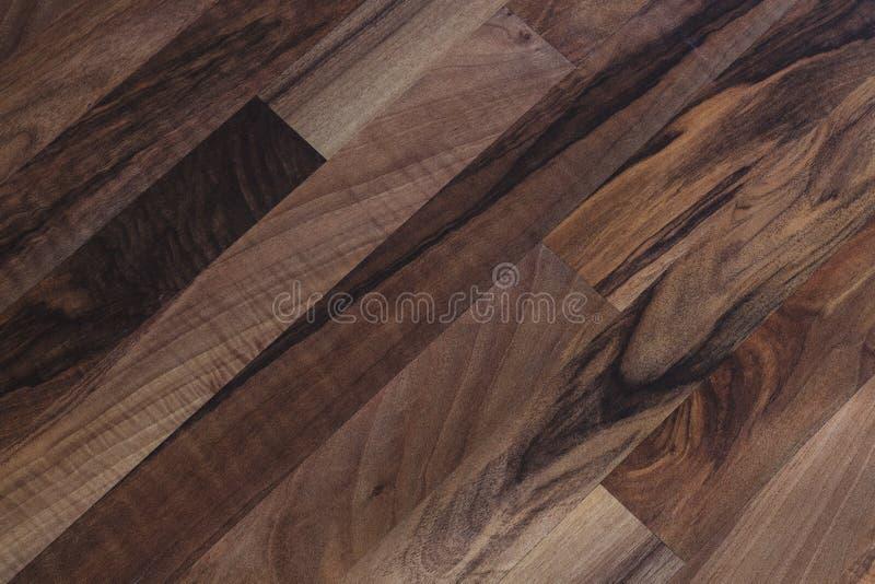 Diagonal de madeira das texturas foto de stock