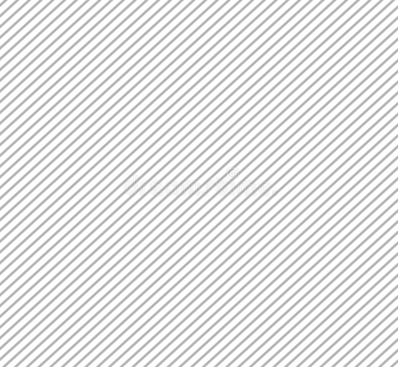 Diagonal lines pattern.Grey stripe of texture background. Repeat straight line of pattern.vector stock illustration