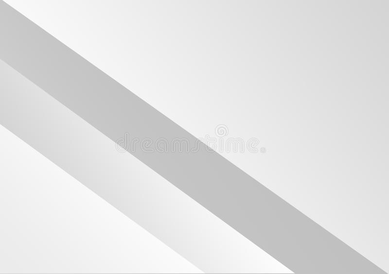 Diagonal striped lines white background design royalty free illustration