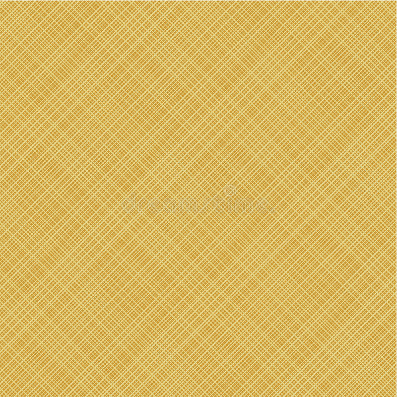 Diagonal Weave Canvas, Seamless Pattern Included Royalty Free Stock Images