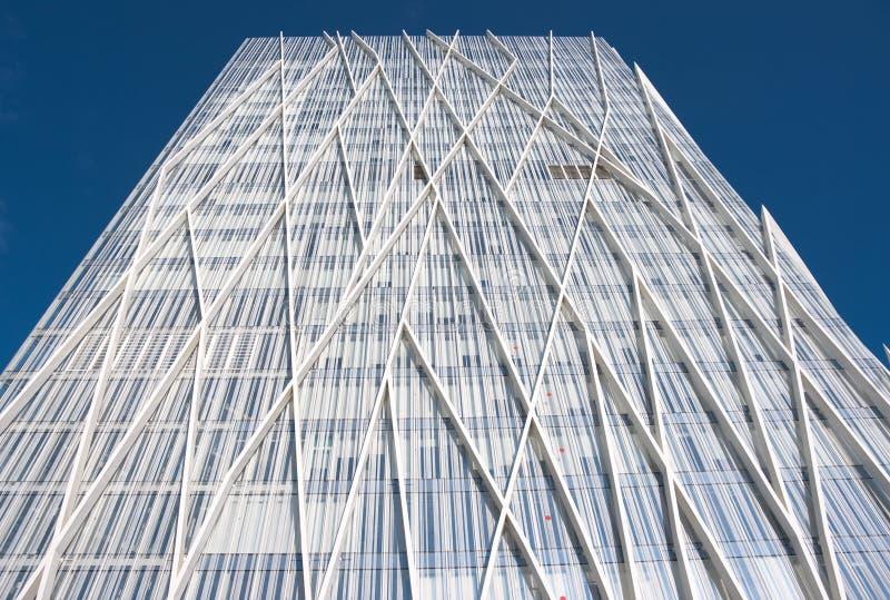 Download Diagonal Zero Zero Tower, Barcelona - Spain Stock Image - Image: 22576509