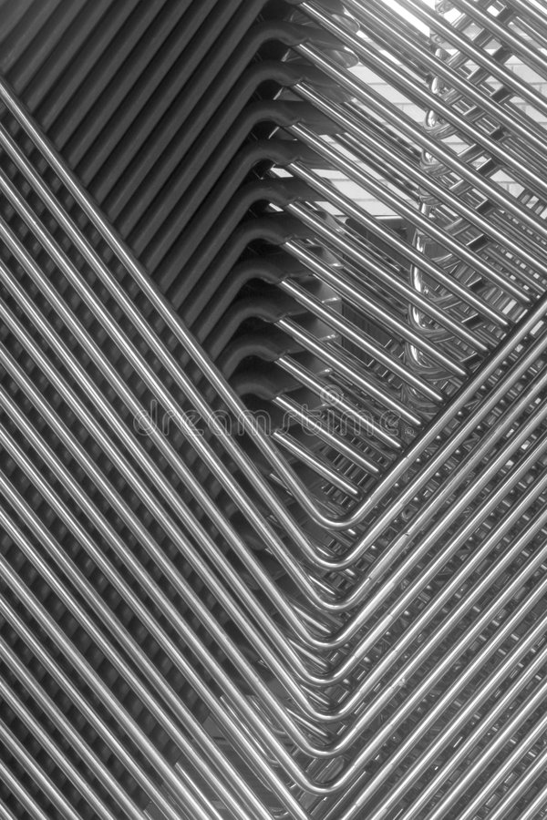diagonala linjer arkivbilder