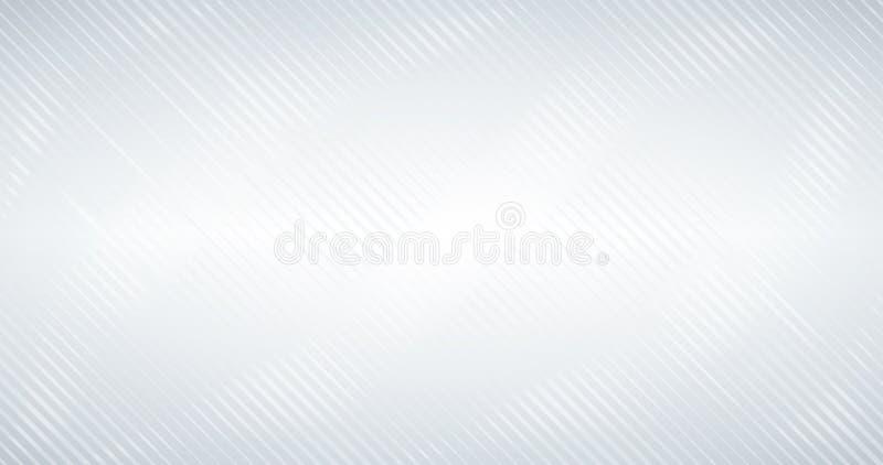 Diagonala linjer vit hdbakgrund seamless textur Upprepa bandmodellen också vektor för coreldrawillustration vektor illustrationer