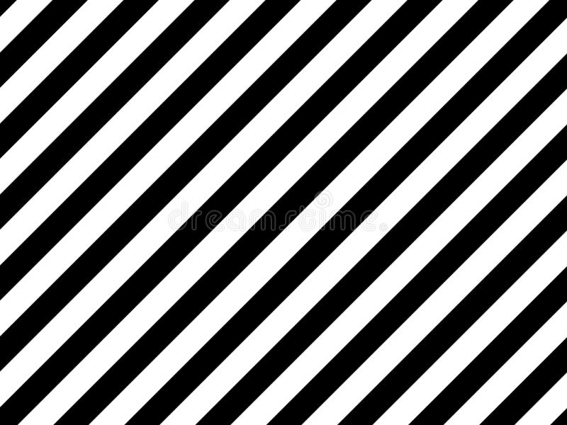 Diagonala svarta band p? vit bakgrund vektor illustrationer