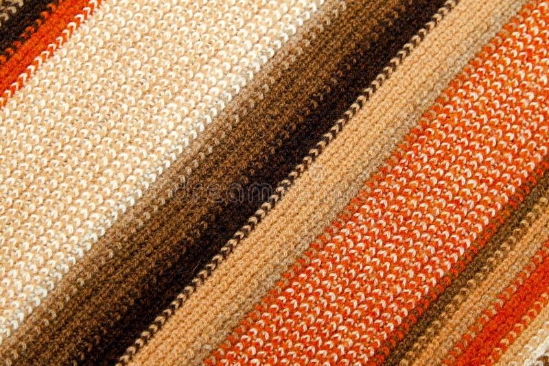 Diagonale d'écharpe photo stock