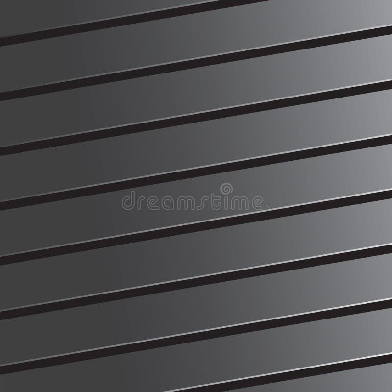 Diagonaler metallischer Hintergrund stockbilder