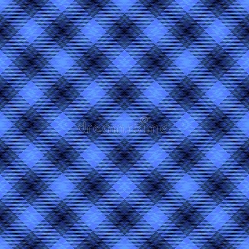 Diagonaler Schottenstoff des Gewebes, Mustergewebe, keltisches traditionelles stock abbildung