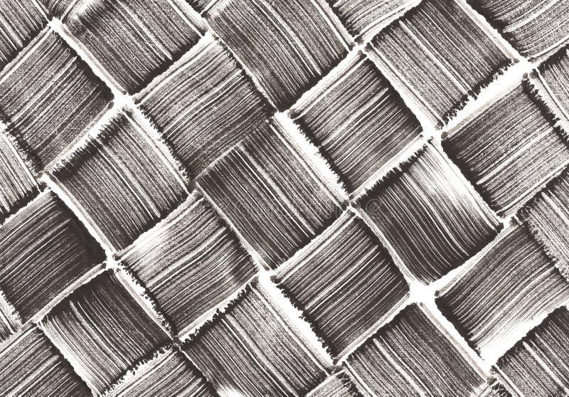 Download Diagonales Gesponnenes Muster Stock Abbildung - Illustration von gewirr, brushwork: 3271269