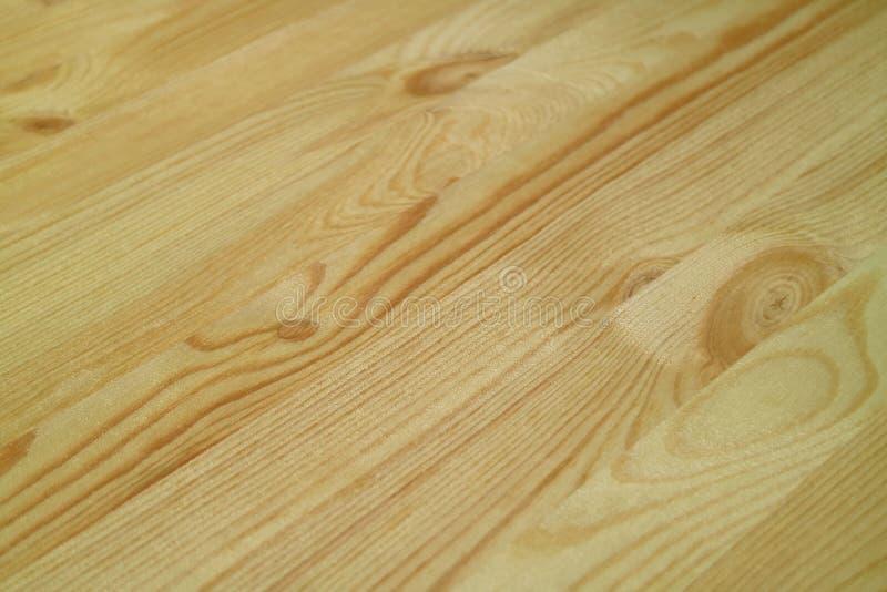 Diagonales Muster der Naturholz-Planken-Oberfläche für Hintergrund lizenzfreie stockfotografie