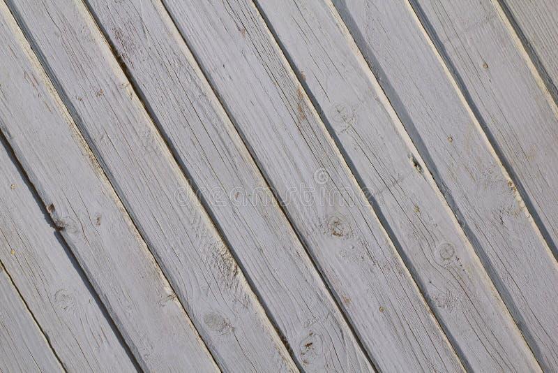 Diagonalny Drewniany Tło zdjęcia royalty free