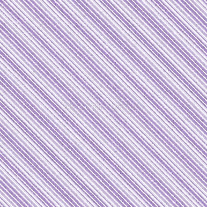 Diagonalny lampas linii wz?r bezszwowy, geometryczna ilustracja ilustracja wektor