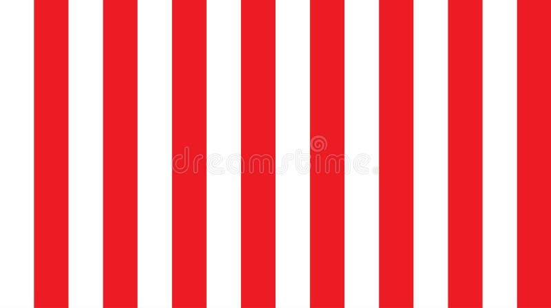 Diagonalt band röd white för bakgrund också vektor för coreldrawillustration vektor illustrationer