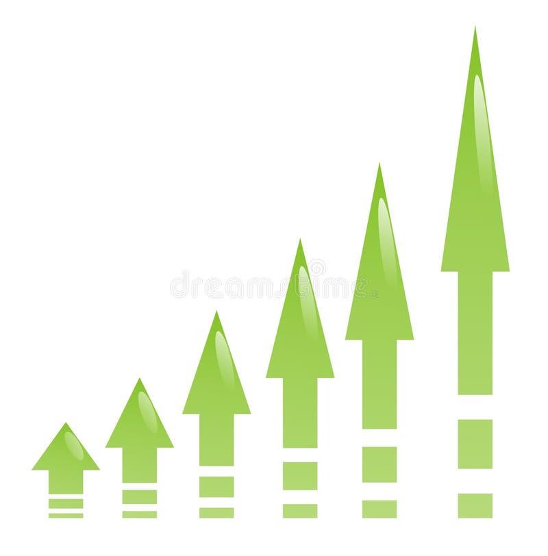 Diagram vector illustratie
