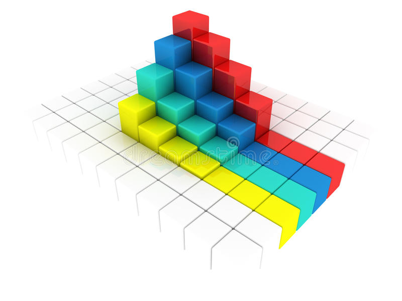 Download Diagram stock illustration. Image of data, factor, business - 19092741