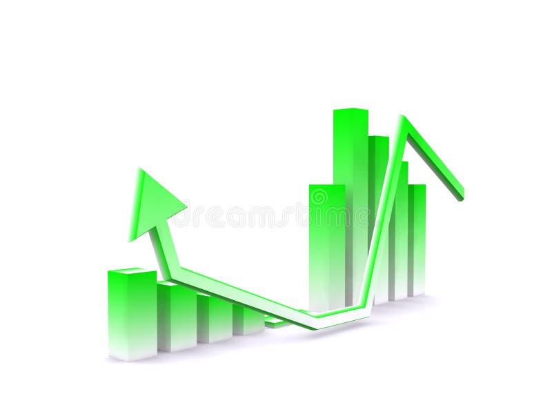 Diagram stock illustration