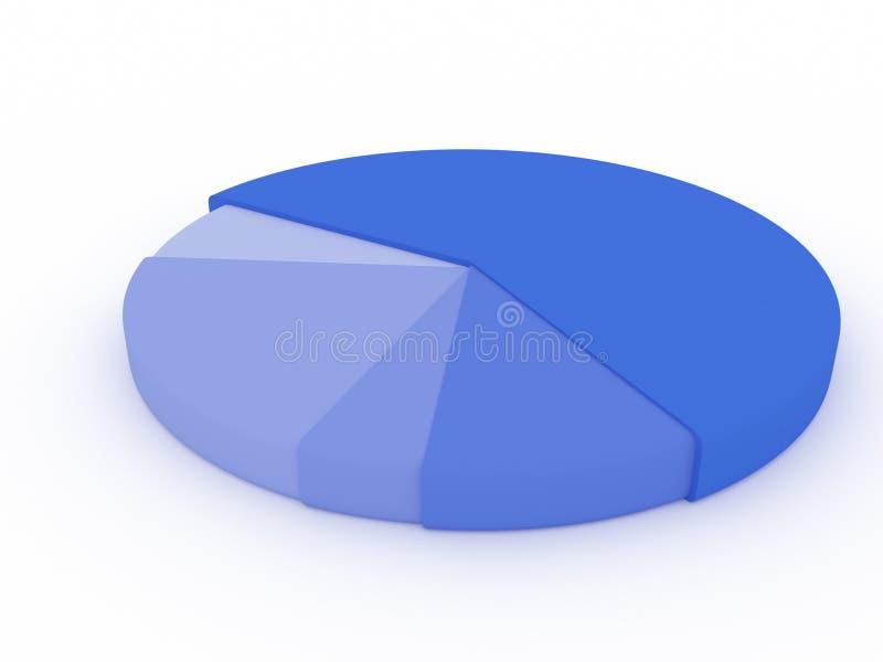 Diagram stock fotografie