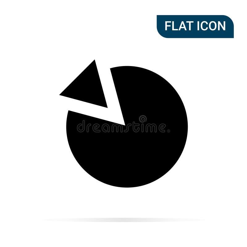 Diagram icon vector illustration