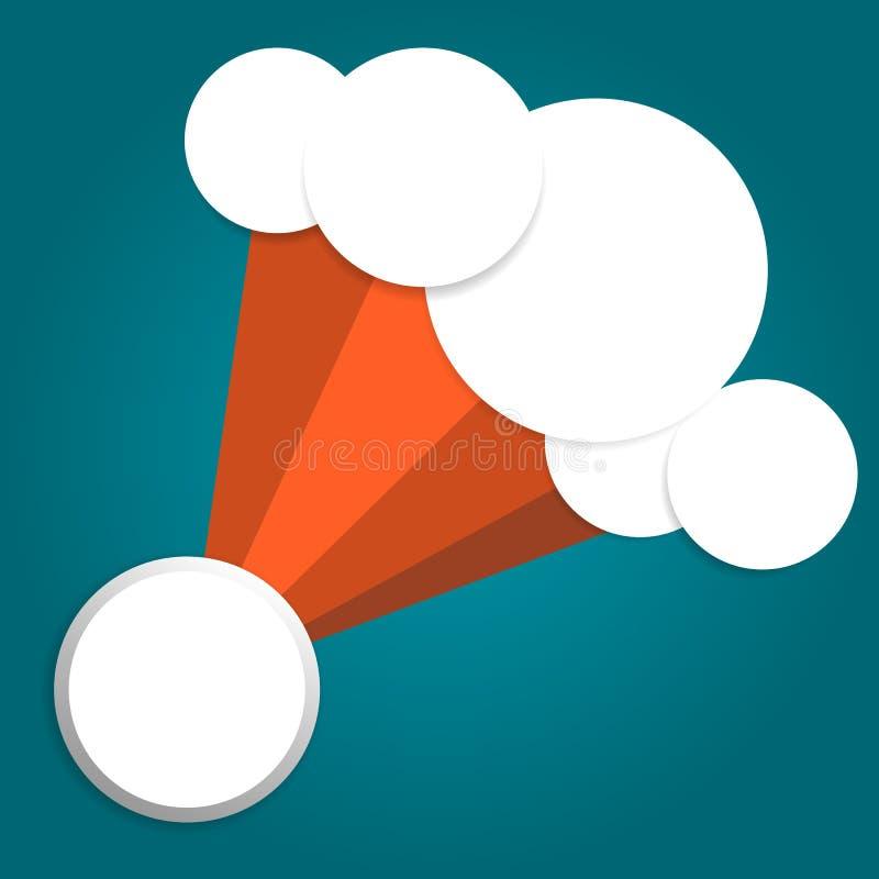 Diagrama foto de archivo libre de regalías