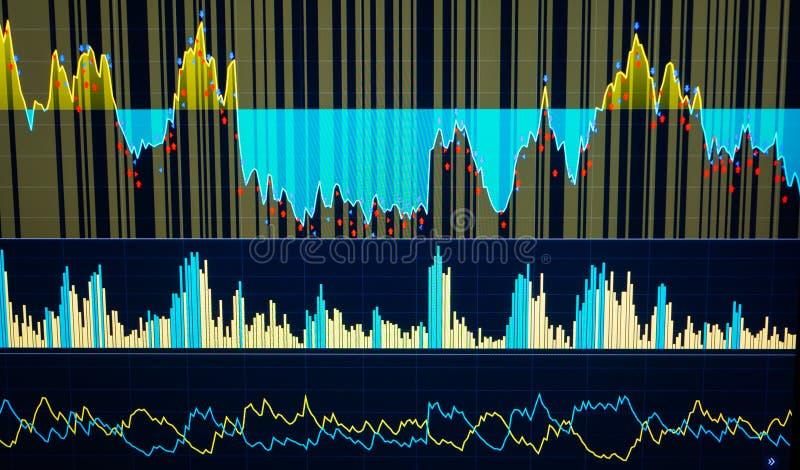 Diagramma di analisi commerciale Grafico di dati del fondo di finanza royalty illustrazione gratis