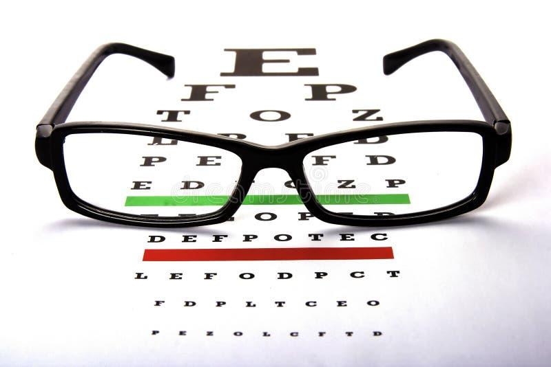 Diagramma di occhio immagine stock libera da diritti