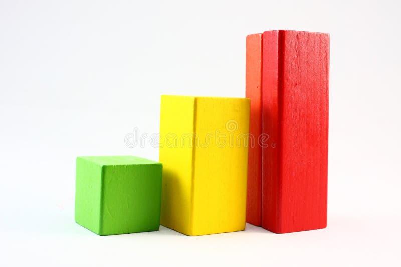 Diagramma di sviluppo immagini stock