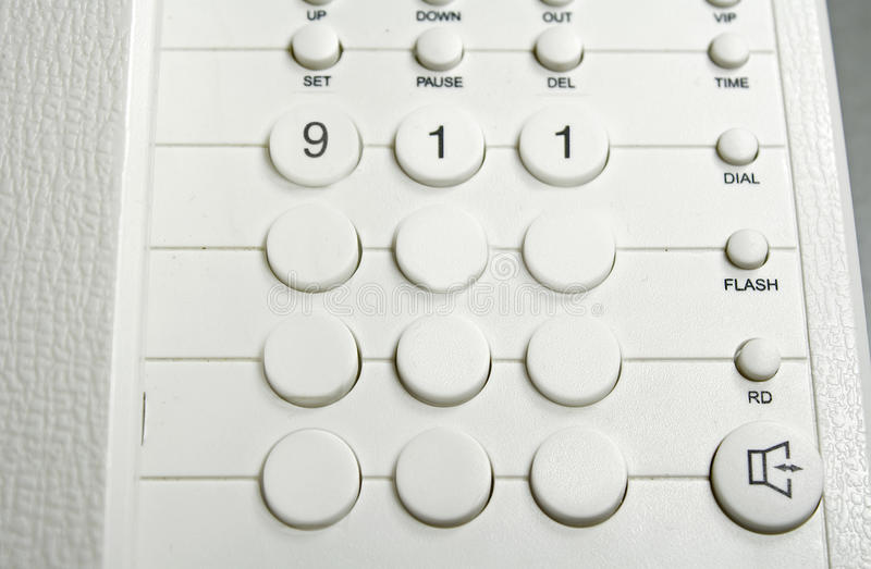 Download Dial 911 Stock Photo - Image: 11670580