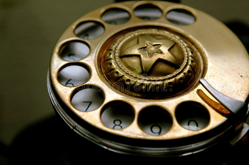 Dial buttons royalty free stock photography