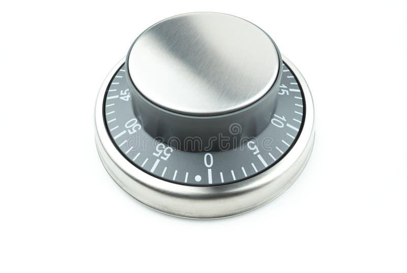Dial de control de Chrome imagen de archivo