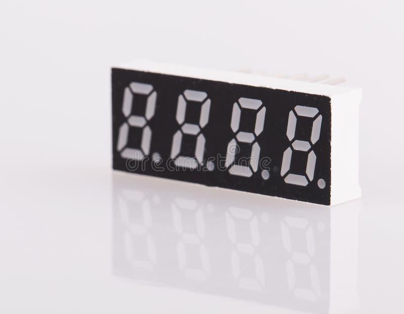 Dial para la calculadora imagen de archivo
