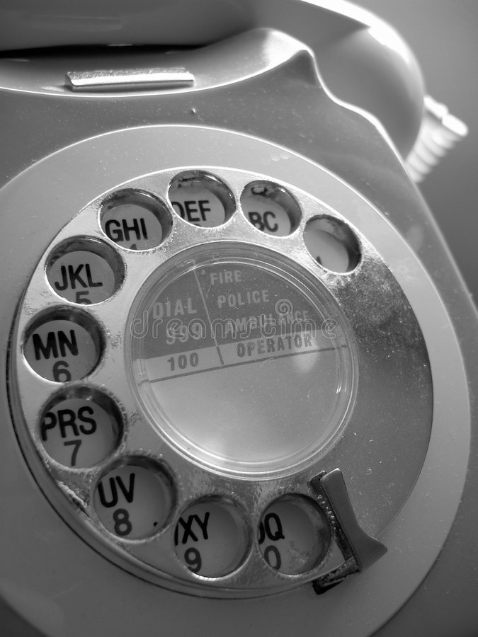 Download Dial Phone stock photo. Image of turn, numbers, letters, white - 1890
