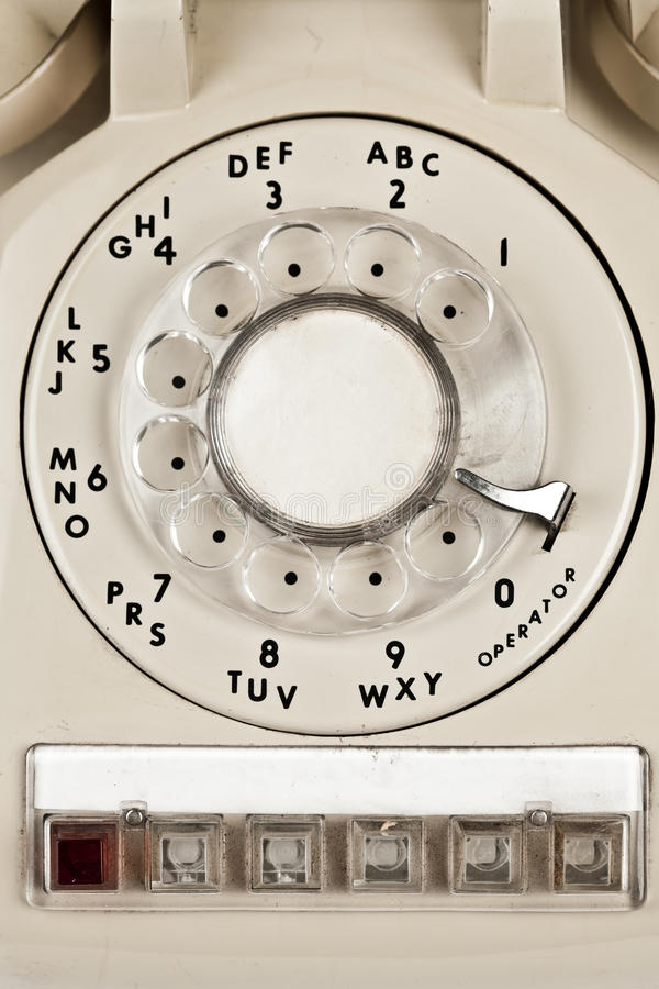 Download Dial retro phone stock image. Image of rotary, nostalgia - 22841869