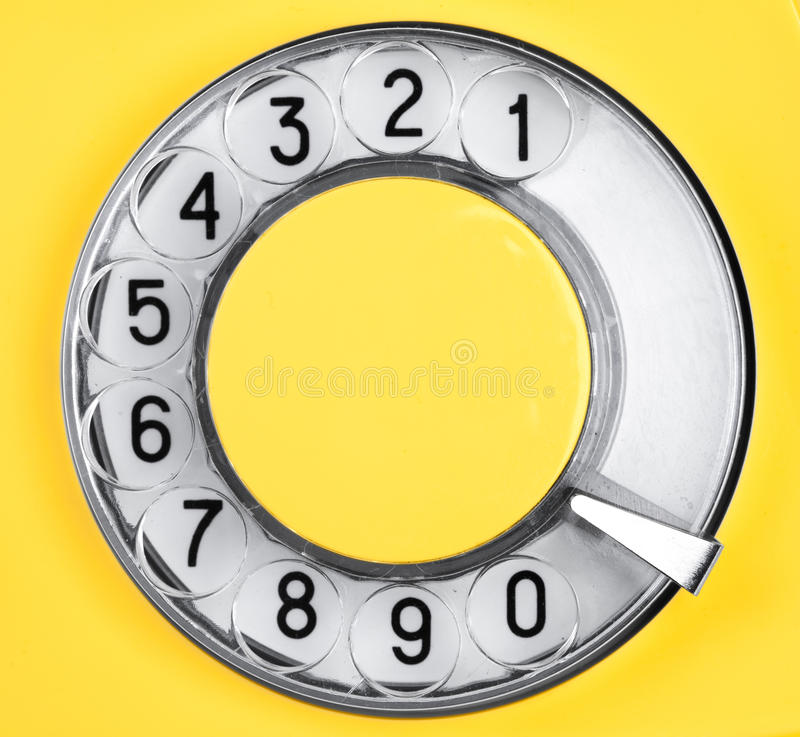 Download Dial retro phone stock photo. Image of call, chat, connection - 22956306
