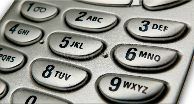 Download Dialing Pad stock image. Image of communications, dial - 179399