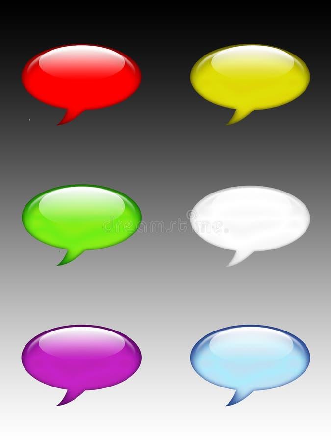 Dialog Symbol Stock Photography