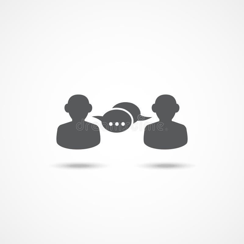 Dialogikone stock abbildung