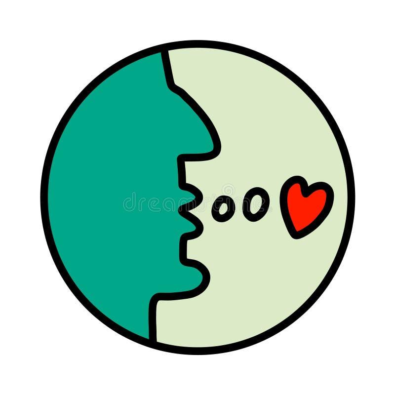 Dialoglogologotyp för konsulterande anförande för psykologipsykoterapi som talar möta konversation mellan den drog handen vektor illustrationer