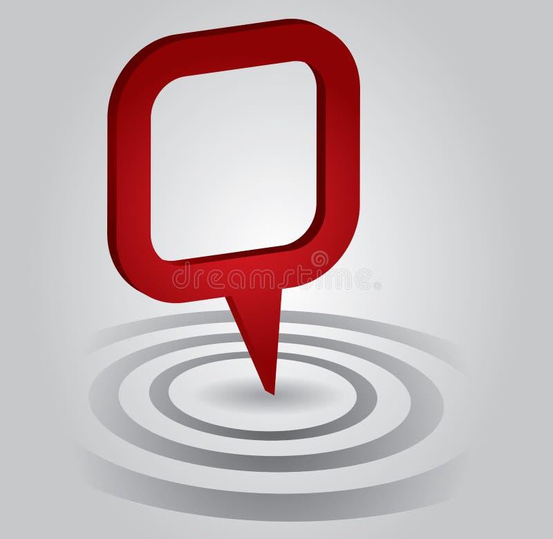 Download Dialogue box stock vector. Image of editable, discuss - 27504249