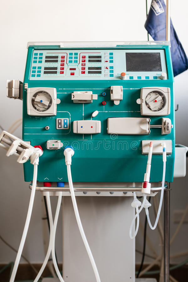 Dialysator lizenzfreies stockbild